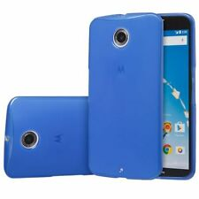 Étuis, housses et coques bleus Motorola Nexus 6 pour téléphone mobile et assistant personnel (PDA) Google
