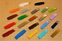 LEGO - SLOPE CURVED 4 x 1,  Choose Colour & Qty, (Part No. 61678) Z3
