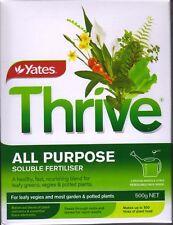 Yates ALL PURPOSE Soluble Fertiliser 500g MAKES 500 litres- FREE FAST P & H Aust