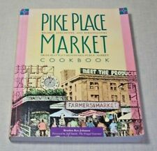 PIKE PLACE MARKET COOKBOOK 1992 WA SEATTLE WASHINGTON