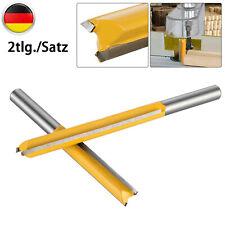 3 Tlg Nutfräser Schaft 8 Mm Holzfräser Fräser 3//4//5mm Nutfräser Holzbearbeitung