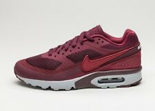 Men's Nike Air Max BW Ultra Maroon Team Red White Uk Size 7 819475-600