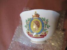Coronation Of Her Majesty Queen Elizabeth II, Sugar Bowl
