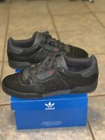 Adidas YEEZY Powerphase Calabasas Core Black Size 9.5 (used only once)