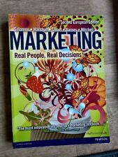 Marketing Real People Real Decisions Solomon, Marshall PEARSON ISBN978027375816