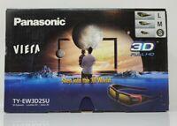 Panasonic TY-EW3D2SU 3D Active Shutter Eyewear for Panasonic 3D HDTVs - Small
