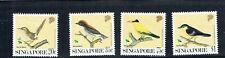 Singapore 1991 Birds set unmounted mint