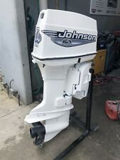 70 Hp JOHNSON /Evinrude Outboard Motor 2000 Model Interstate Freight