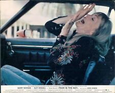 FEAR IS THE KEY SUZY KENDALL LOBBY CARD RARE GOOD CONDI