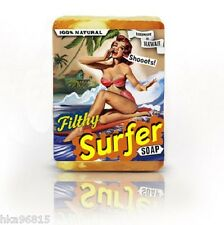 Filthy Surfer - Filthy Farmgirl Large Bar Soap Coconut Lime Grapefruit Soy
