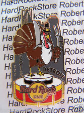 2013 HARD ROCK CAFE DETROIT THANKSGIVING DAY PARADE LE PIN