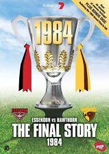 AFL - The Final Story 1984 (DVD, 2012, 2-Disc Set) NEW