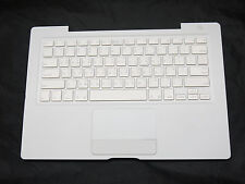 "99% NEW White Top Case with Taiwanese Keyboard Trackpad for MacBook 13"" A1181"