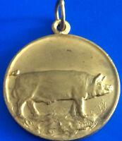 """#0992# Belgique: Médaille """"Ministere de l'Agriculture: Ministerie van Landbouw"""""""
