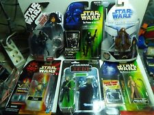 STAR WARS HASBRO LOT FIGURINE