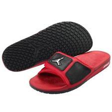 Jordan Slide 630754-001 Hydro 3 Black White Size 9 Mens Jeptall