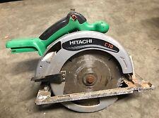 Hitachi C 7D Circular Saw 24V - Tool Only - NICE!!! - FREE SHIPPING!!!