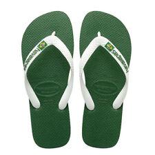 Sandali e scarpe verde Havaianas per il mare da uomo