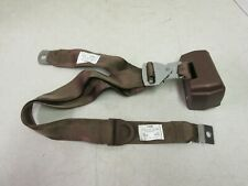NOS 1973 Ford Lincoln RH Front Brown Seat Belt D3LZ-65611A72-E   (D20)