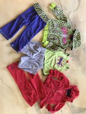 Size 3 T Toddler Puma Outfits Gorls Pink Green Purple Grey