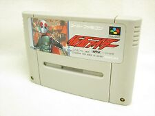 Super Famicom MASKED RIDER Nintendo Video Game Cartridge Only sfc