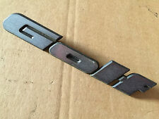 VW GOLF MK2 LATE TYPE 90 SPEC REAR BOOT BADGE EMBLEM 191853687J    /1 10