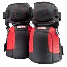 Professional Construction Flooring Knee Pads for Work with Comfortable Heavy Gel