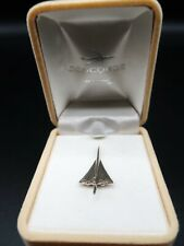 AIR FRANCE CONCORDE SILVER PIN