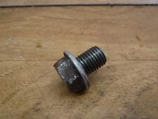 1987 Honda CR80 CR 80 CR80R Engine Motor Oil Drain Bolt Screw Case Crank Case