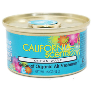 California Scent Air Fresher Home Organic Office Fragran - Ocean Wave