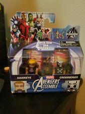 Marvel Minimates Series Crossbones and Hawkeye