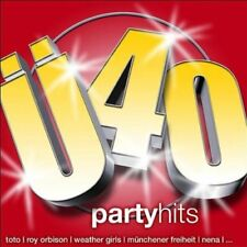 D 40 Partyhits Gloria Gaynor, WEATHER GIRLS, Toto, Papa Joe, Nena, moteurs... [2 CD]