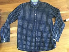 SZ L TED BAKER SHIRT   *BUY FIVE OR MORE ITEMS GET FREE POST