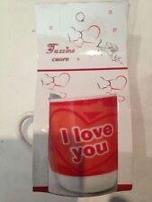 Tazzine Cuore - I Love You - Tazzina Caffè in Ceramica - Nuova