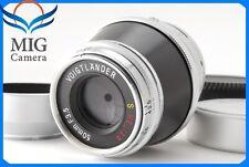 【MINT!!】Voigtlander S Heliar 50mm F3.5 For Nikon S,Contax C mount From Japan 546
