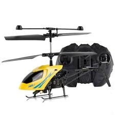 2 Channel Mini RC 901 Helicopter Radio Remote Control Micro Aircraft LED Toy YE