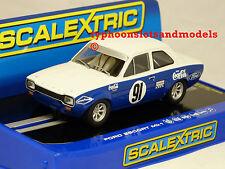 SCALEXTRIC C3672 Ford Escort Mk1 - 1970 Calder Park - Alan Moffat - New