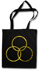 ALIEN UNITY SYMBOL HIPSTER TOTE BAG Falling TV Skies Espheni Stofftasche Tasche