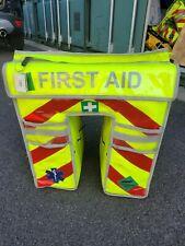 Cycle Response Unit Panniers Ambulance First Aid Trauma Bag Paniers CRU Bike