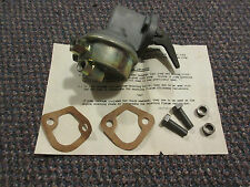 91324 NEW NOS Mechanical Fuel Pump - 1978 - 1979 Toyota Corolla 1.6L from 03/78