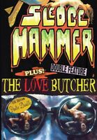 Sledgehammer / The Love Butcher DVD 2020 BRAND NEW FAST SHIPPING