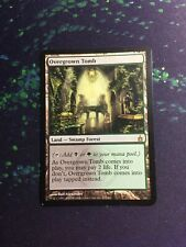 Mtg, Overgrown Tomb. Ravnica: City Of Guilds Rare Dual Land LP