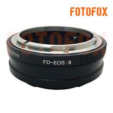 FOTOFOX adapter For Canon FD Mount lens to Canon EOS R mount camera FD-EOS R
