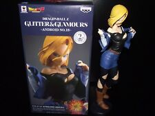 Banpresto Japan Official  - Dragon Ball Z - Glitter & Glamours Android N°18