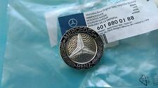 Genuine Mercedes-Benz Hood Badge Emblem G-class W460 W461 W463 A6018800188 BLUE