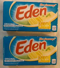 2 Packs Eden Cheese Original 165g Each Mas Pinasarap!