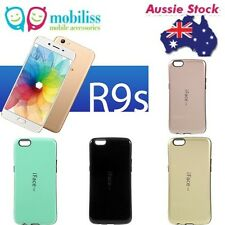 iFace Mall 1st Class Shockproof Heavy Duty Case Cover for Oppo R9s ScreenProtect