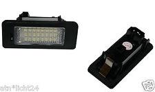 LED SMD BMW Kennzeichenbeleuchtung Xenon Weiß 6000K E46 M3 CSL 5er E39 X5 X6 F32