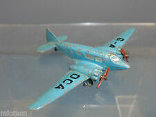 """DINKY TOYS (PRE-WAR) MODEL No.62m  AIRSPEED ENVOY  """" G-ADCA""""  MONOPLANE"""
