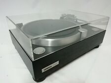 Used Yamaha GT-2000 Record Player Turntable Black YA-39 Tone Arm From Japan